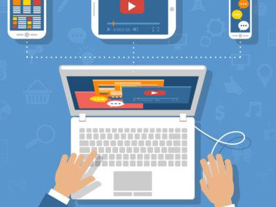 Criação de site: Empresa de marketing Digital