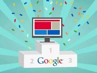 Como Aparecer na Primeira Página do Google?
