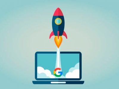 Site na Primeira Página do Google